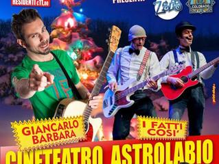 CABARET - SPETTACOLO AL CINETEATRO ASTROLABIO DI Villasanta