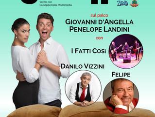 """SPETTACOLO """"UN SACCO DI RISATE"""" a Locate Triulzi con tanti comici..."""