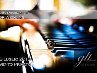 Evento Privato : Matrimonio - Peppe Sax & Live Guitar Music by G.Luca Turconi