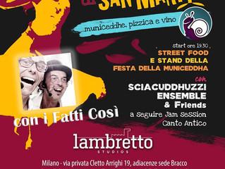 I FATTI COSì a LA NOTTE DI SAN MARTINO - Milano