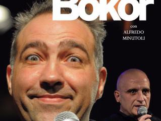 CABARET - RIKY BOKOR e ALFREDO MINUTOLI a VILLA CARLOTTA Busto Arsizio