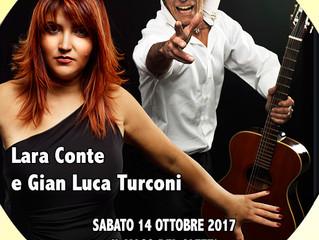 LARA CONTE & G.LUCA TURCONI - APERITIVO LIVE UNPLUGGED