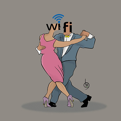 WiFi dance