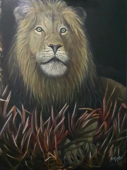 The Esopo's Lion