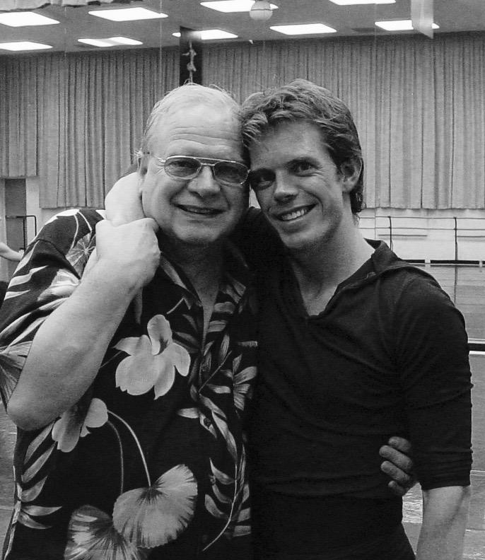 With Ben 2003
