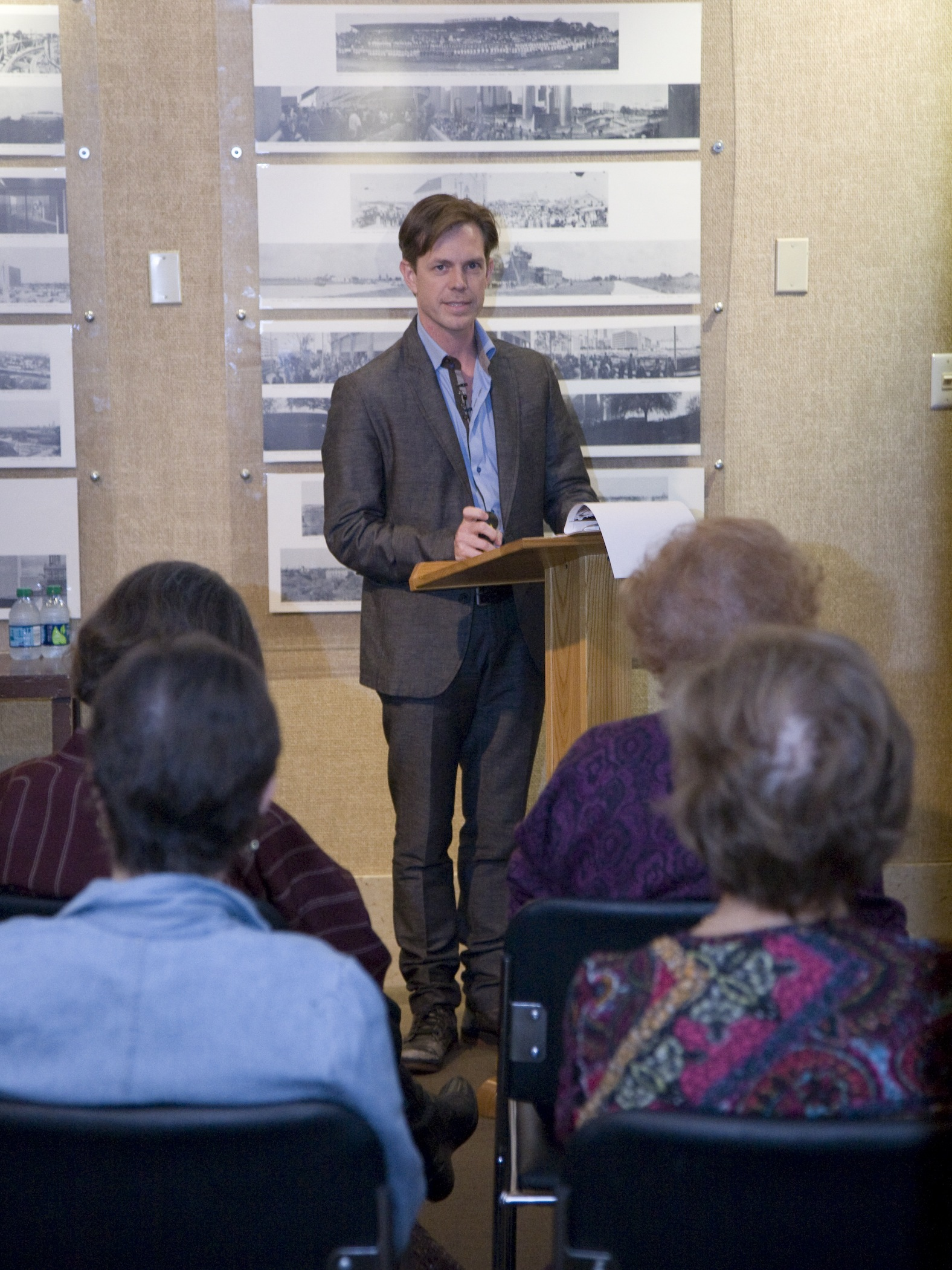 Jung Center Lecture