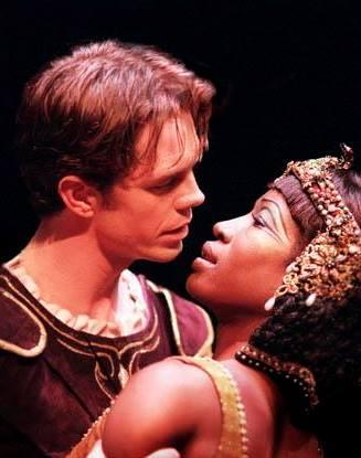 Cleopatra with Lauren Anderson