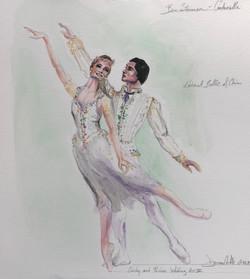 Cinderella and Prince, Wedding