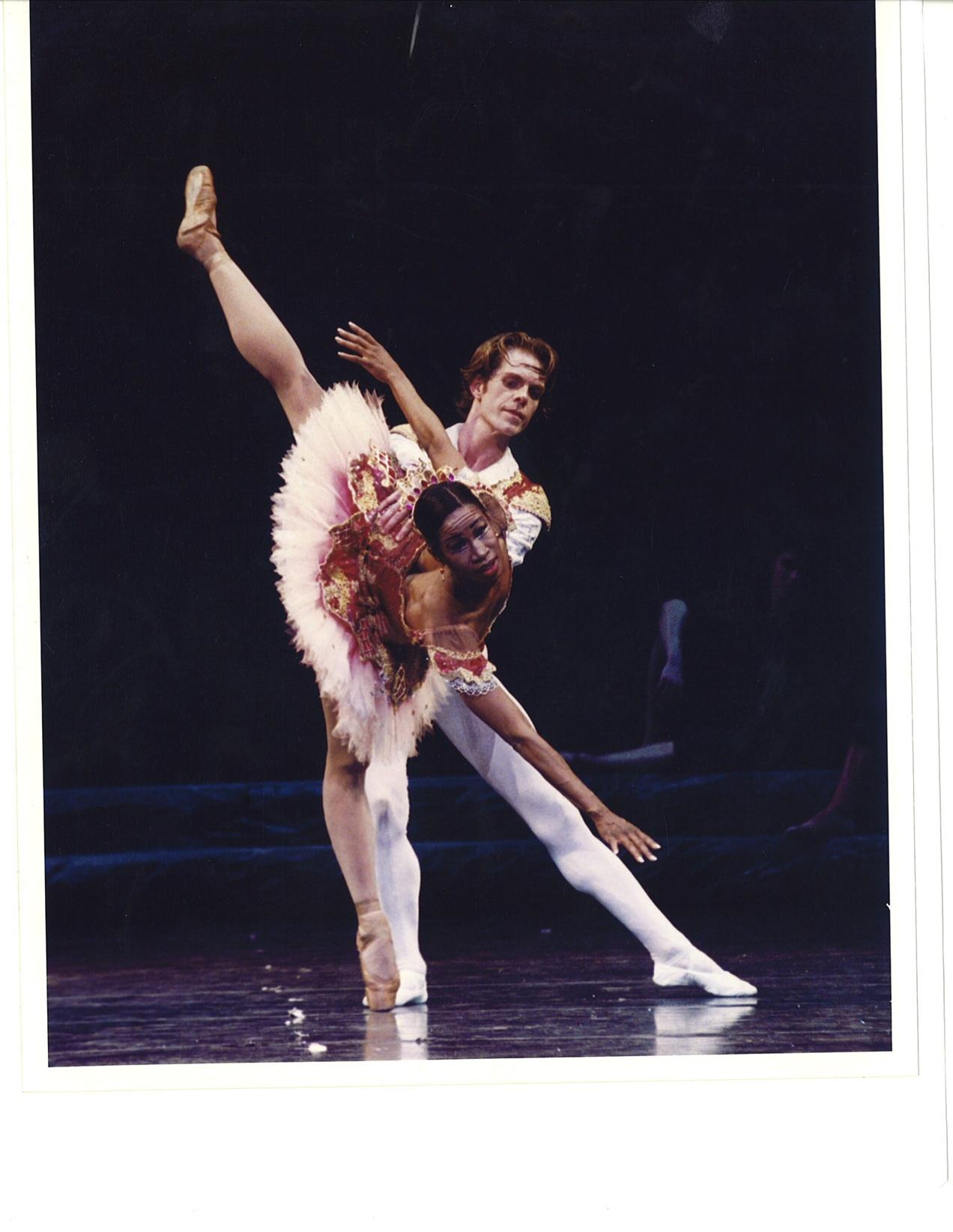 Lauren and Dominic