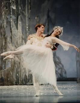 2000 Snow Maiden with Nina Ananiashvili