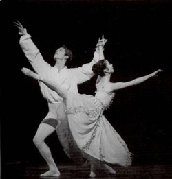 Manon with Hana Sakai 2003