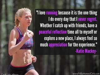 An Inspirational Q&A With Pro Runner Katie Mackey
