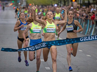 How Pro Runner Katie Mackey Got Out of Her Head