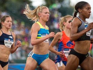 How the Pro's Fuel: Spotlight on Katie Mackey
