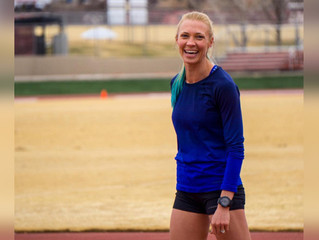 Catching Up with Katie: Q&A with Brooks Beast Katie Mackey
