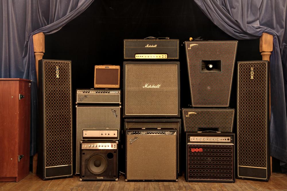 Studio Amps