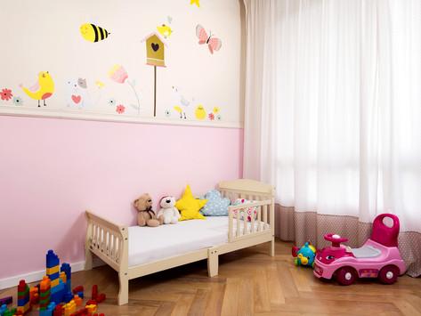 טיפים לעיצוב חדר ילדים מוצלח