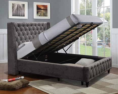Jersey Gas-Lift Bed
