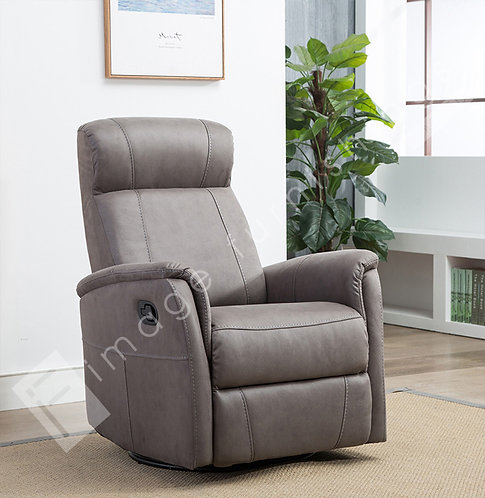 Marley Swivel Chair - Fabric - 4 Colours