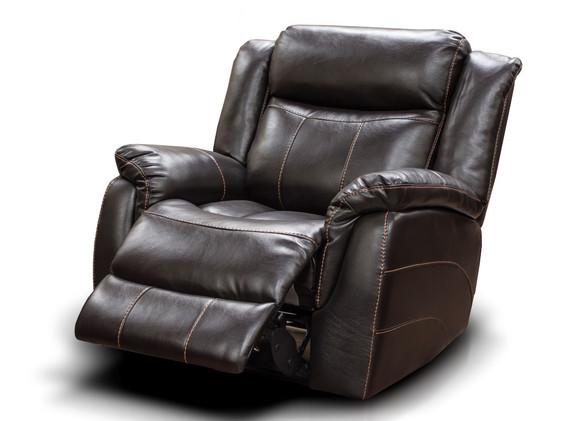 Walton Leather Look - 1R - Dark Brown (L