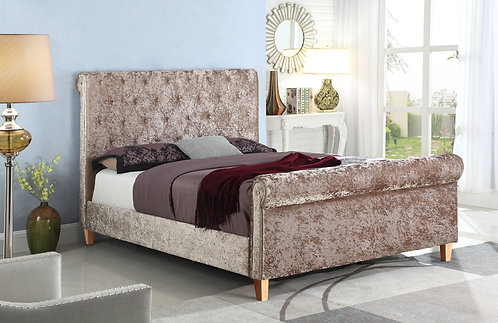New York High End Bed