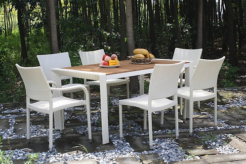 Wooden Imperial Dining Set