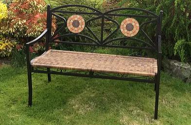 Alice Garden Bench