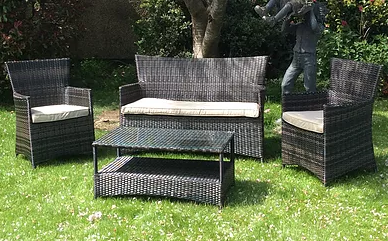 Carolina Sofa Garden Set