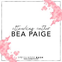 BritishBookBash- attending author - BEA