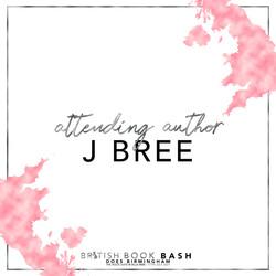 BritishBookBash- attending author - J BR