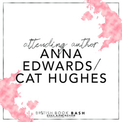 BritishBookBash- attending author - ANNA