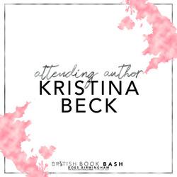 BritishBookBash- KRISTINA BECK