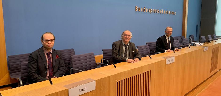 Mitteilung zur Bundespressekonferenz