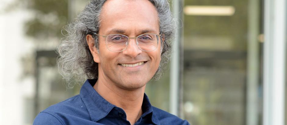 Prof. Dr. Paul Mecheril unterstützt Toleranz Tunnel