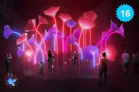 Trumpet Flowers | פרחי חצוצרה