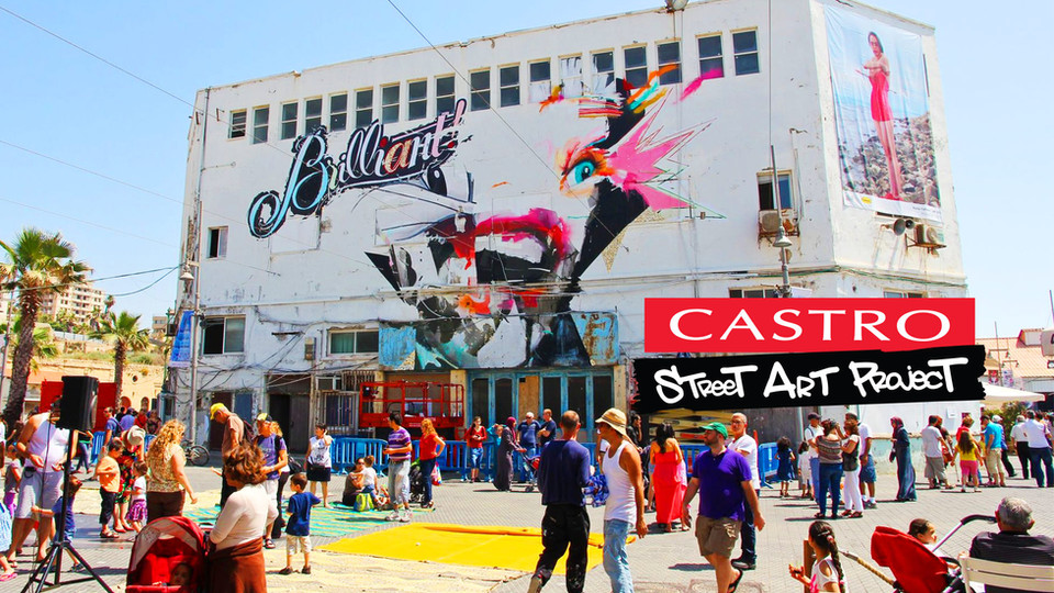 Castro Street Art Project