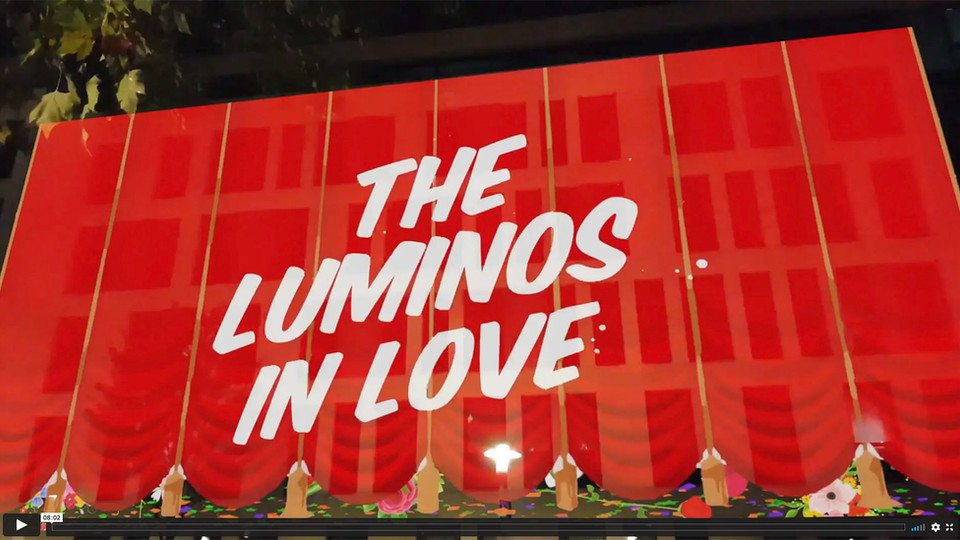 Luminos in Love