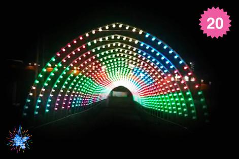 Tunnel of Light | המנהרה המוארת