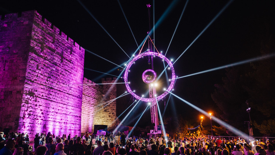 Jerusalem Light Festival 2019