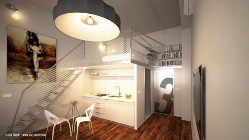 Downtown Studio Residences Haifa Port