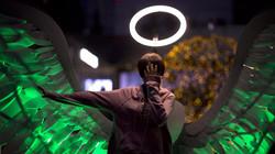 Angels at Taikoo Lights Beijing