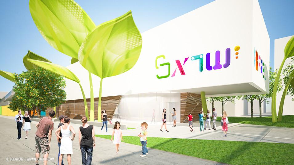 World Expo Pavilion - Milano