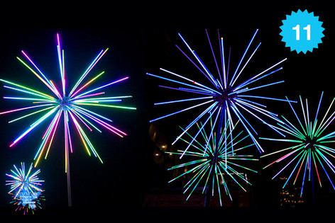 Electric Dandelions | נבגים חשמליים