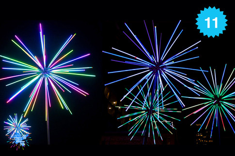Electric Dandelions   נבגים חשמליים