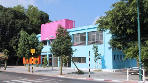 Center for Arts - Rishon LeZion