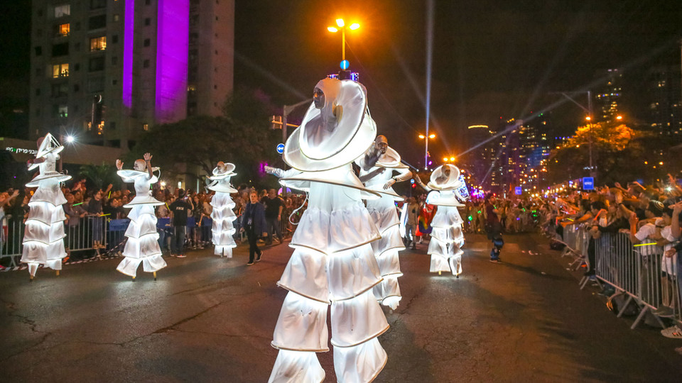 TLV Light Parade