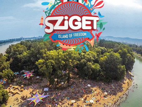 Confirmed: OGE at Sziget 2018