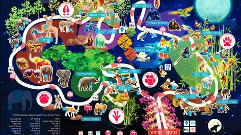 Magic at the Safari
