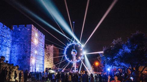 Light in Jerusalem