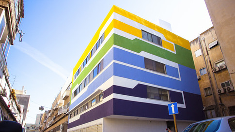Downtown Haifa Student Dorms